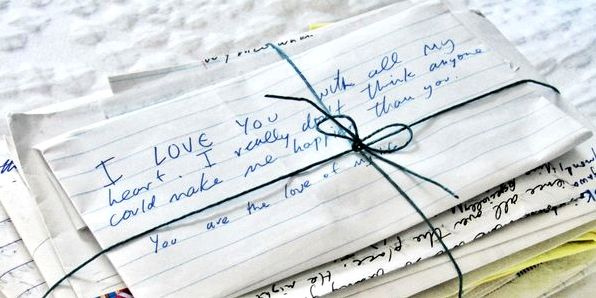 ex's love letters' /'